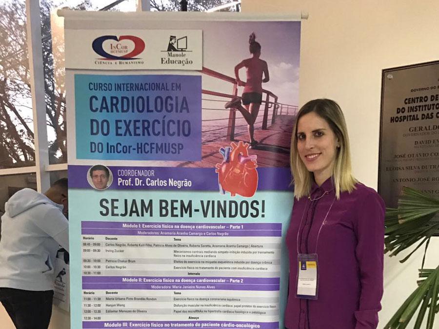 Cardiologia do Exercício - Natália Guardieiro